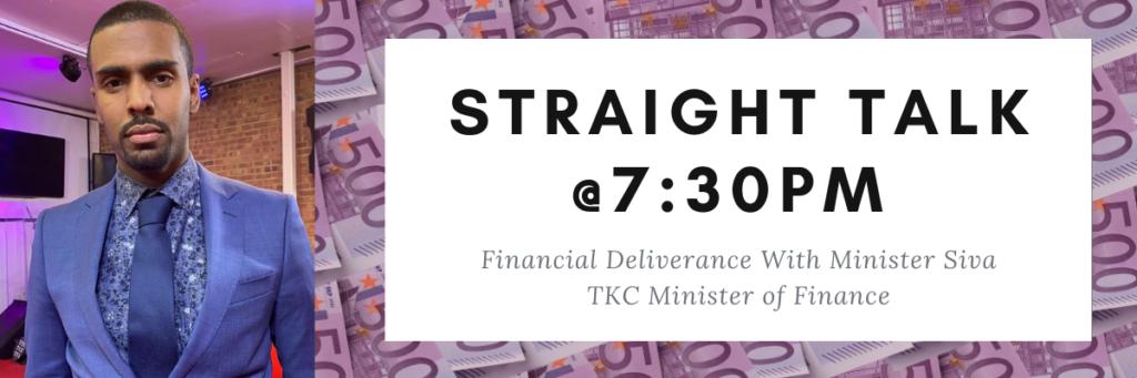 straight talk financial deliverance