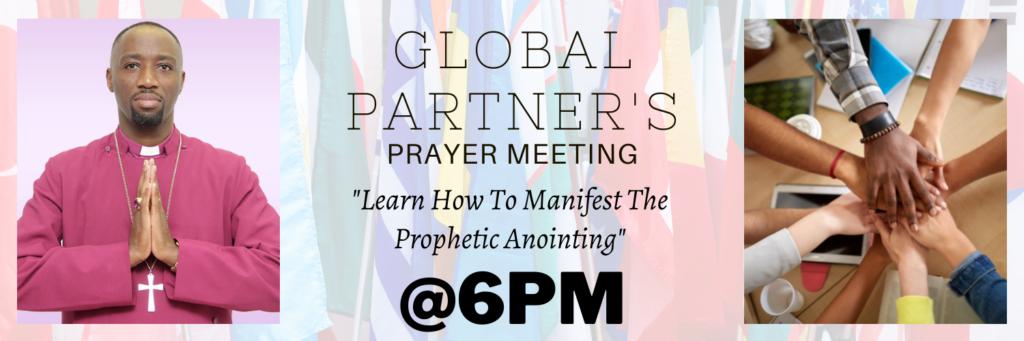global partners prayer meeting